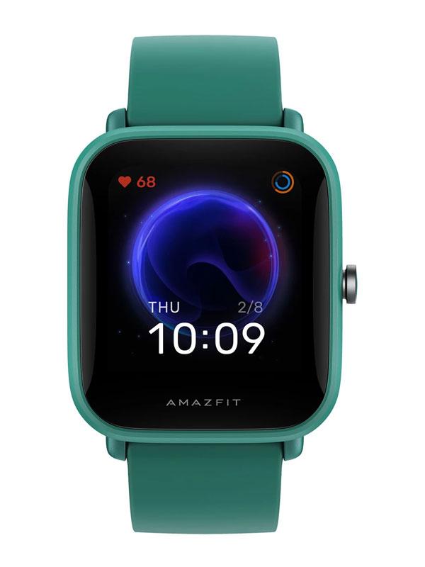 Amazfit Bip U Pro Green W2008OV3N - Smartwatch