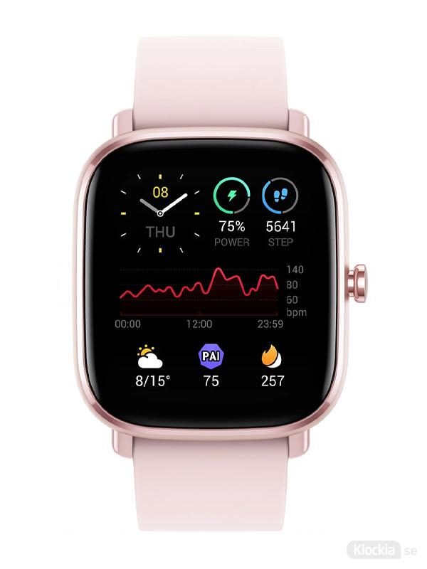 Smartwatch amazfit gts 2 mini flamingo pink w2018ov2n