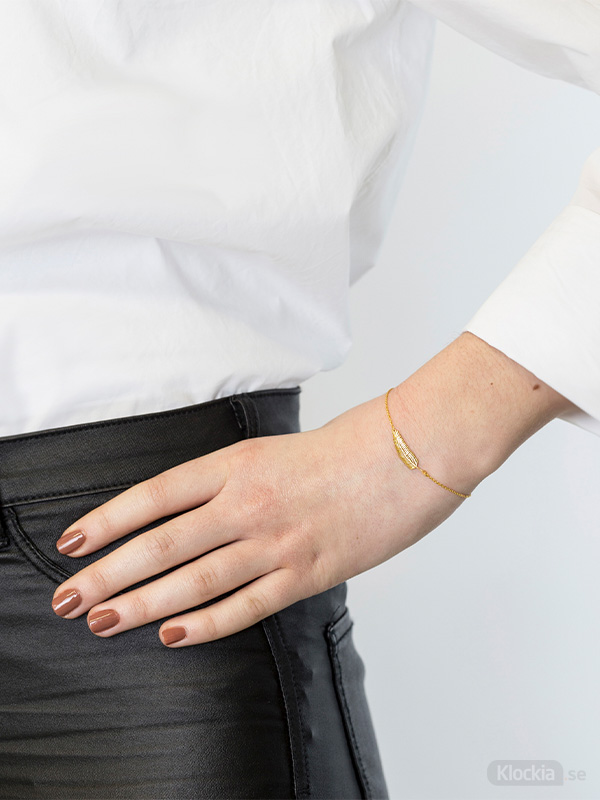 Syster P Armband Palm Spring - Guld BG1230