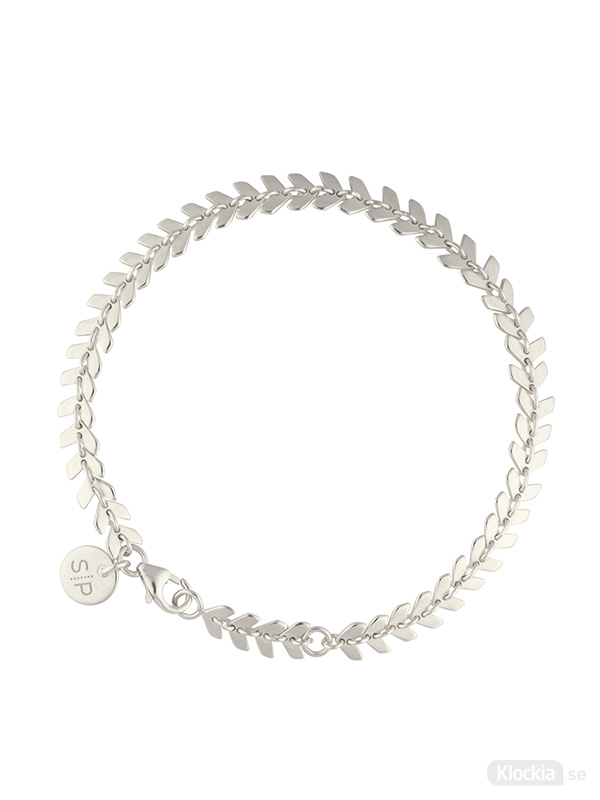 Syster P Armband Layers Olivia - Silver BS1204