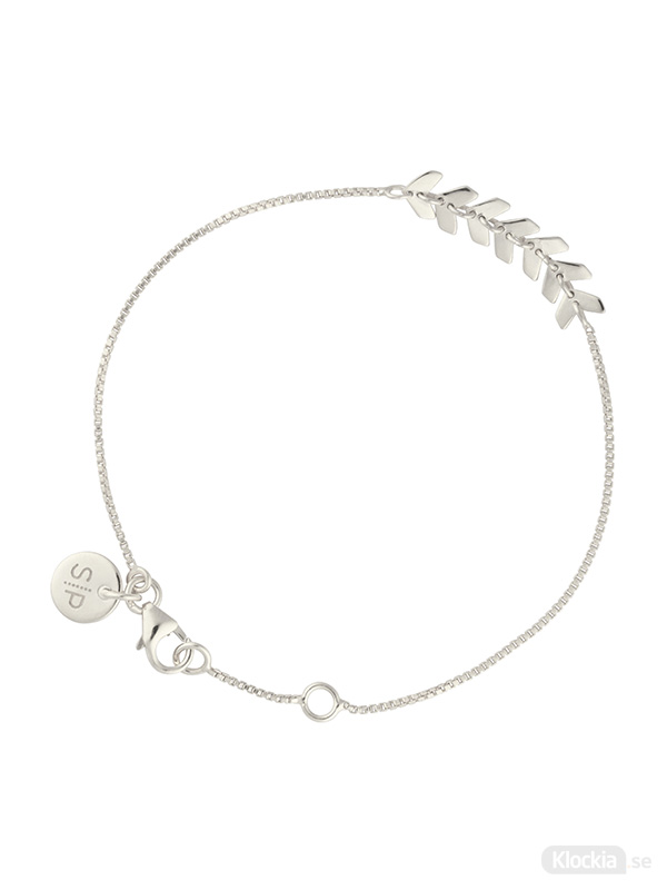 Syster P Armband Layers Simone - Silver BS1206