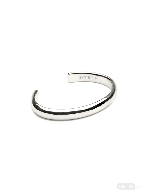 Syster P Armband Bolded - Silver BS1209