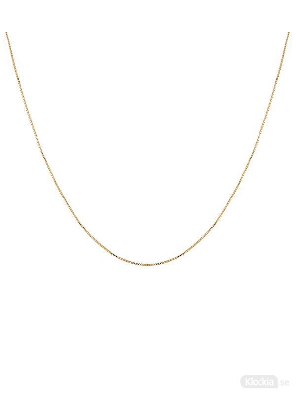 Syster P Beloved Medium Box Chain Gold NG1202