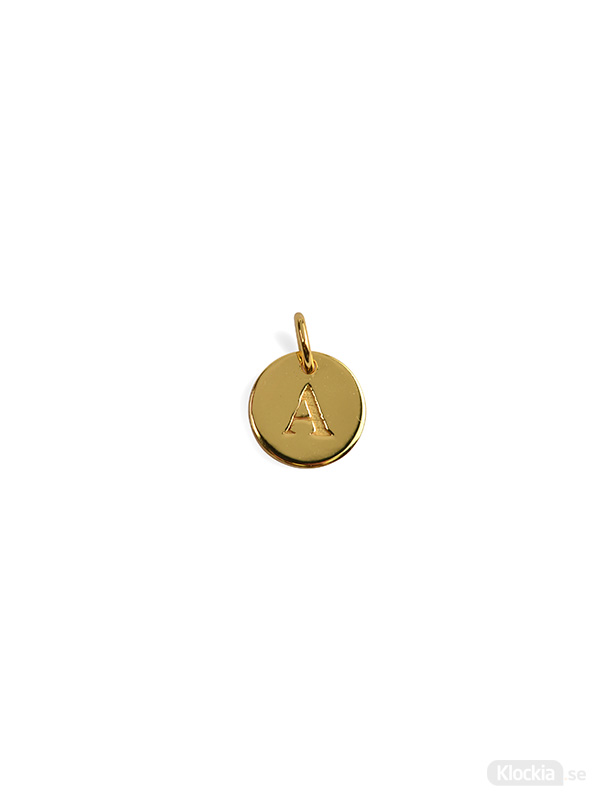 Syster P Beloved Mini Letter Gold – A NG1230-A