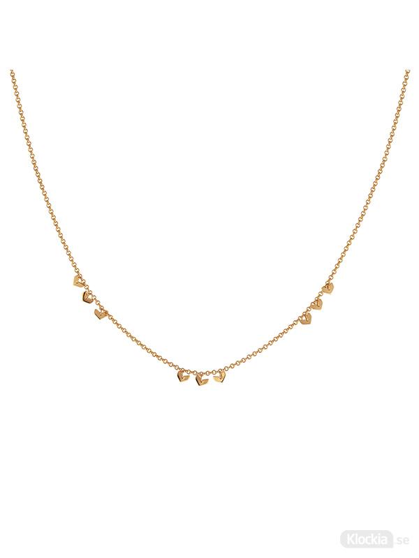 Syster P Halsband Layers Bianca - Guld NG1256