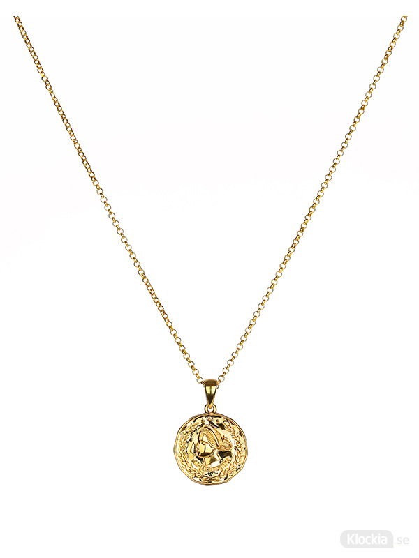 Syster P Halsband Beaches Aphrodite - Guld NG1279