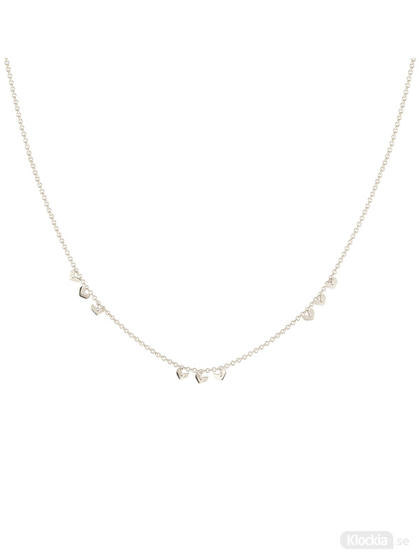 Syster P Halsband Layers Bianca - Silver NS1256