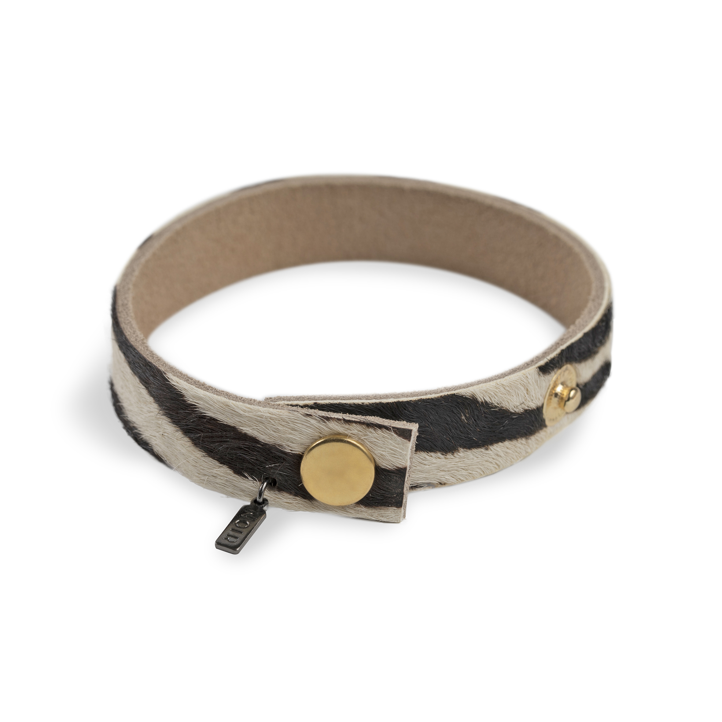 Damsmycke pfg Stockholm NOIR-Jaguar Bracelet 52015-00