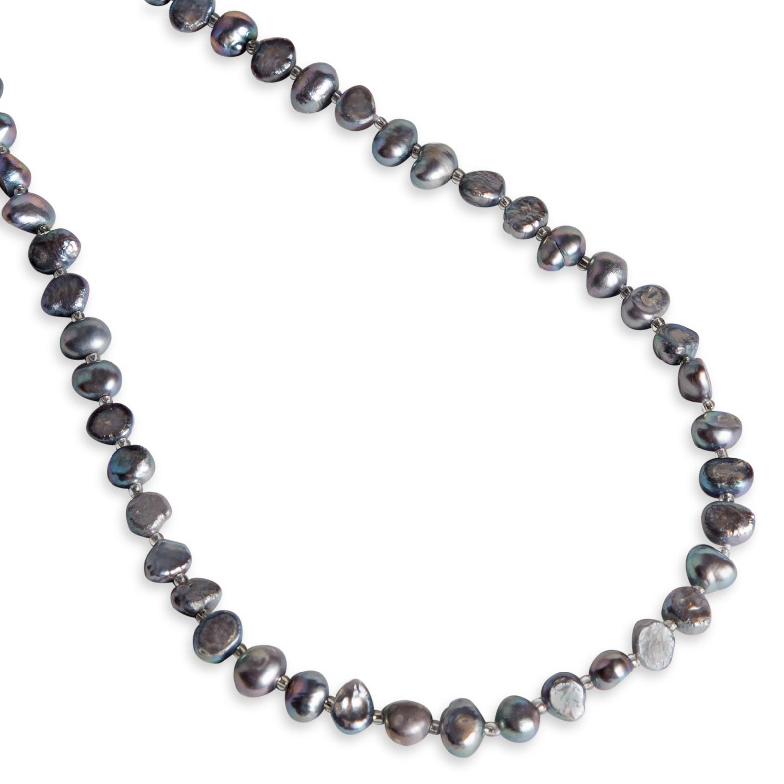 Damsmycke pfg Stockholm Pearls for Girls-Annie Necklace 45 cm 90403-02