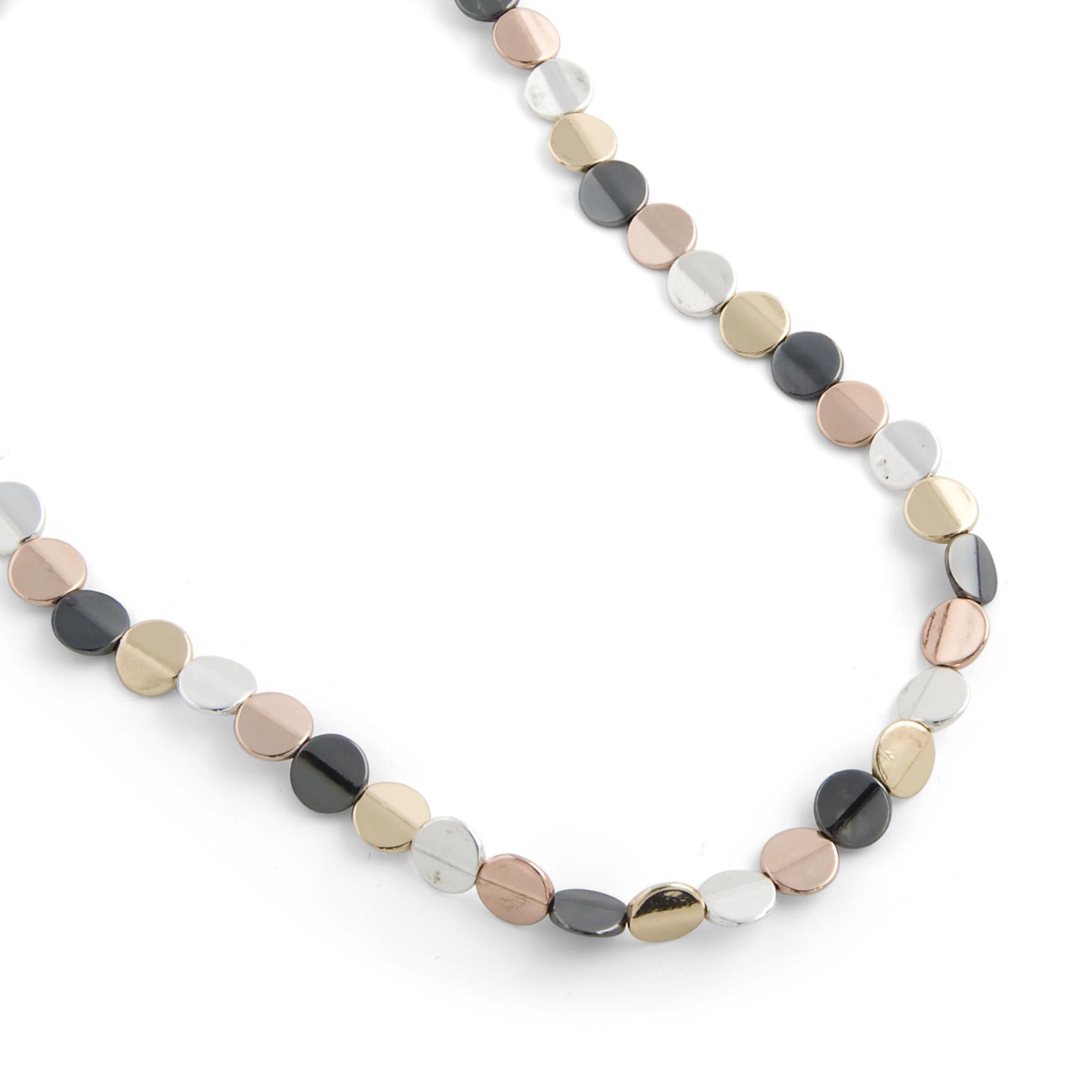 Damsmycke pfg Stockholm Pearls for Girls-Lotta Necklace 50 cm 90698-12