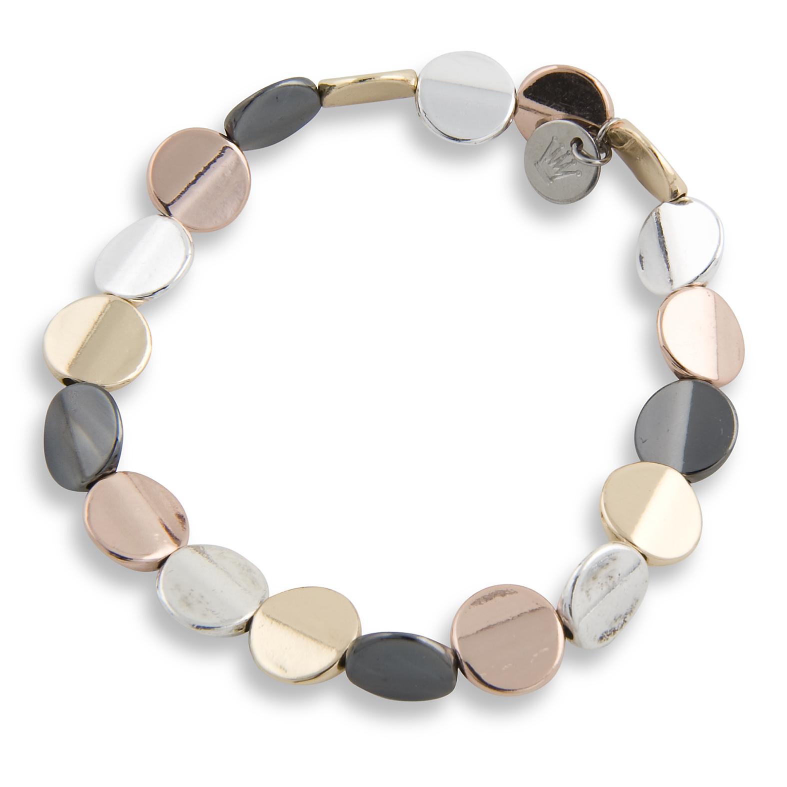 Damsmycke pfg Stockholm Pearls for Girls-Lotta Bracelet 94554-12