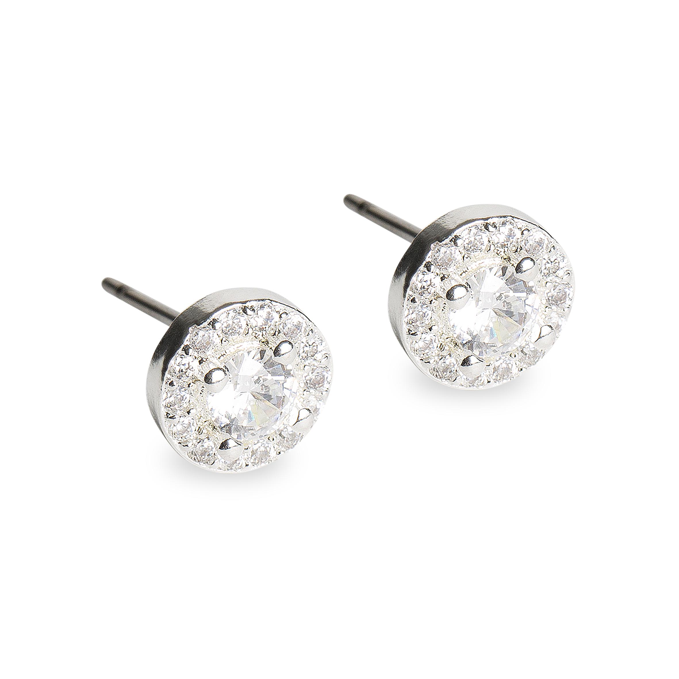 Damsmycke pfg Stockholm Pearls for Girls-Elle Earring 96246-02