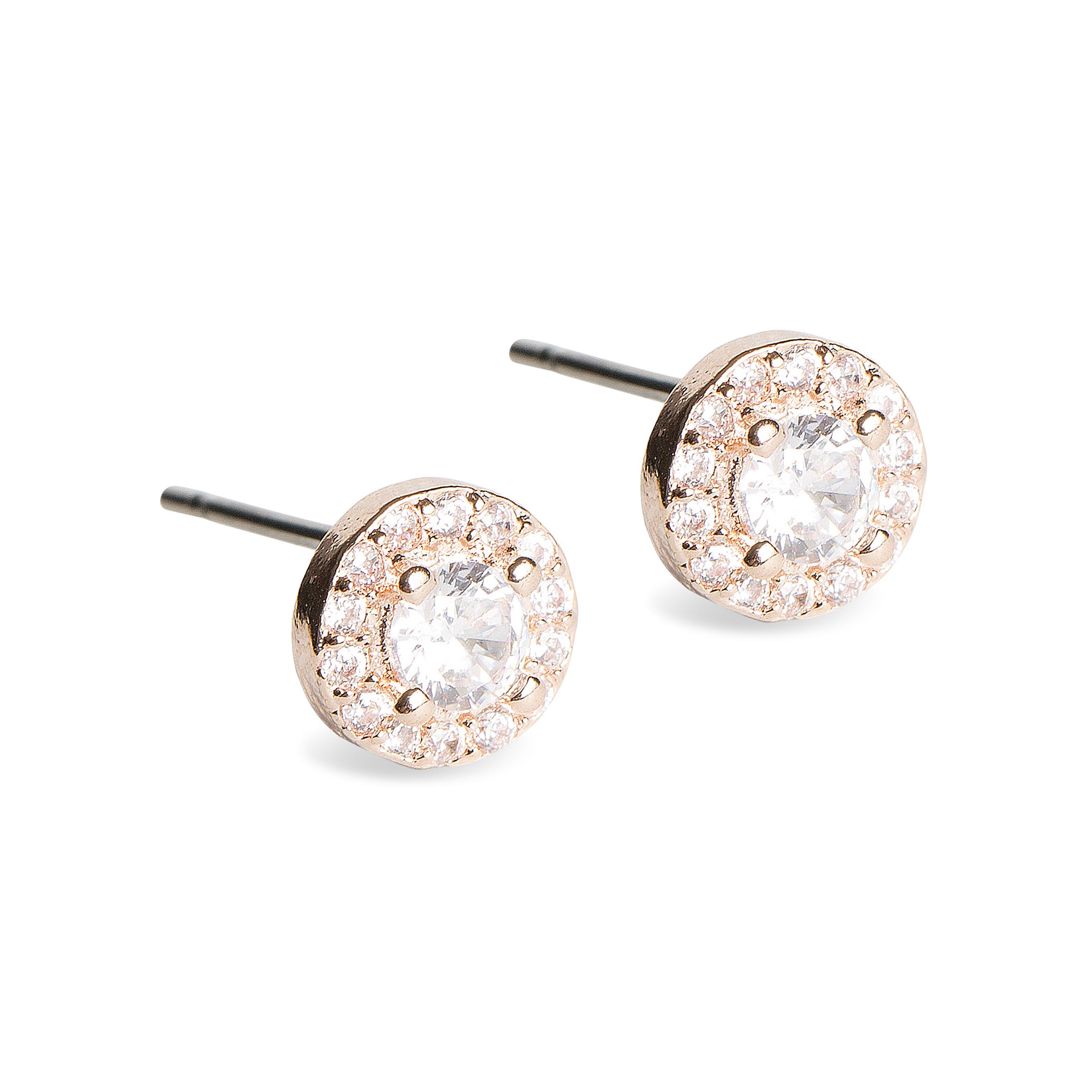 Damsmycke pfg Stockholm Pearls for Girls-Elle Earring 96246-08