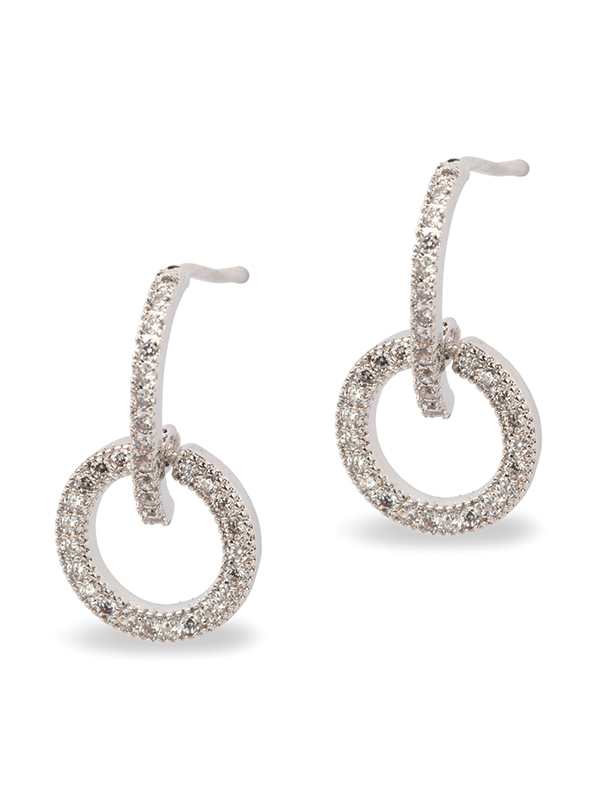 Damsmycke pfg Stockholm Pearls for Girls-Carla Earring 96271-02