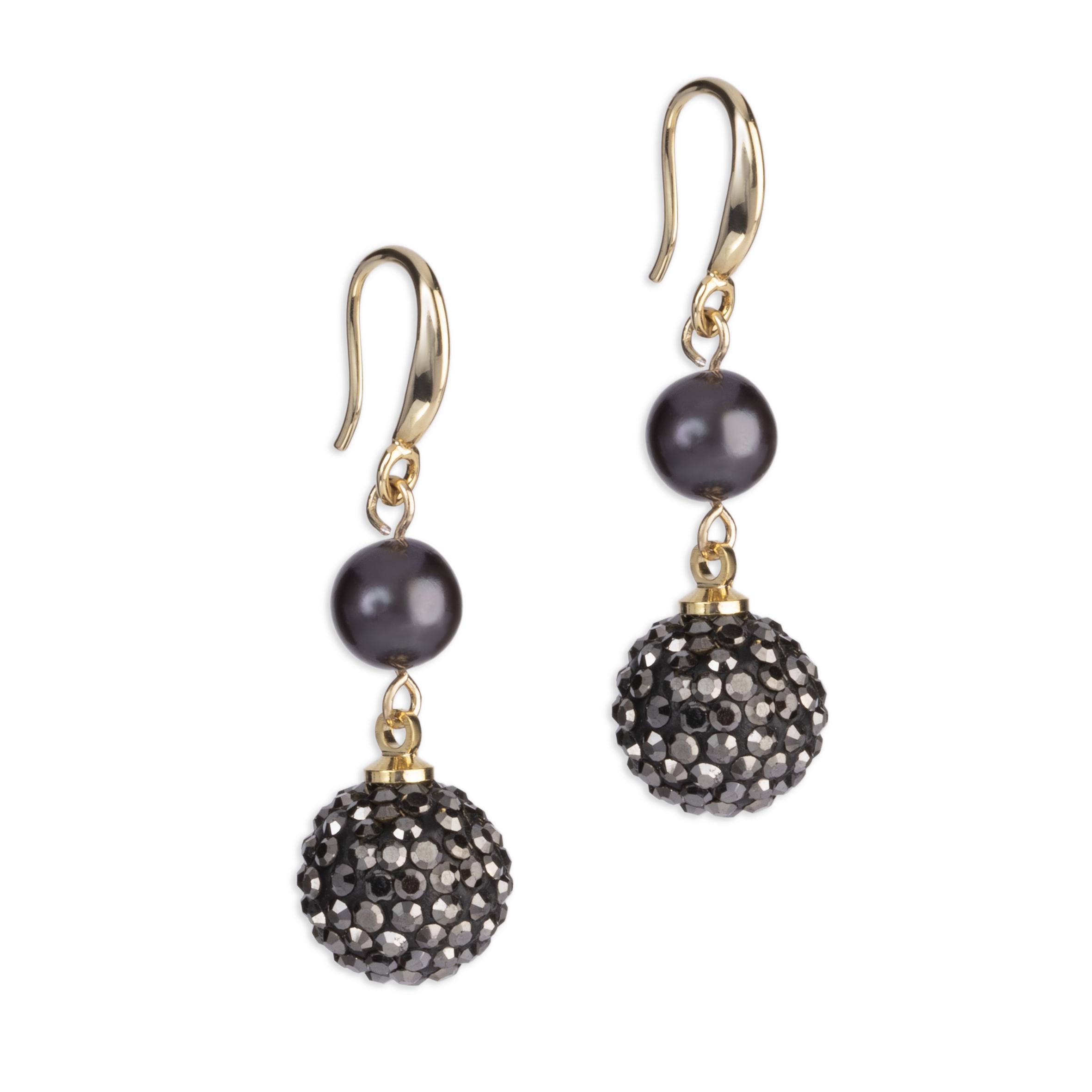 Damsmycke pfg Stockholm Pearls for Girls-Elaine Earring 96282-03