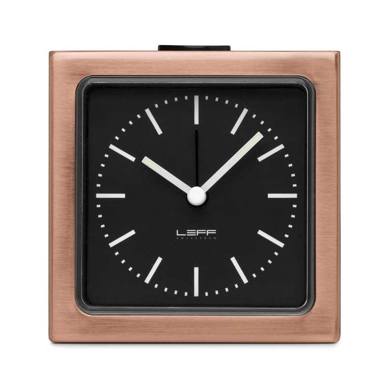 Leff Amsterdam Block Copper Black Index LT90201