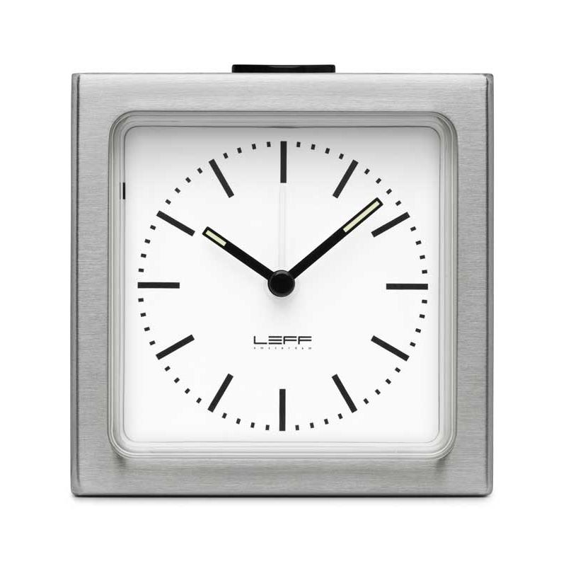 Leff Amsterdam Block Steel White Index LT90001