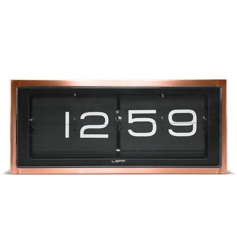 Leff Amsterdam Brick Copper Black LT15301