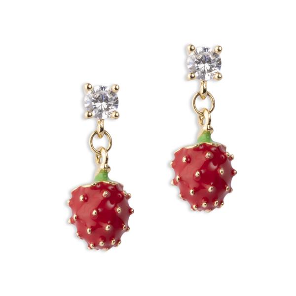 Barnsmycke pfg Stockholm Pearls Kids-Strawberry Earring 10010-12