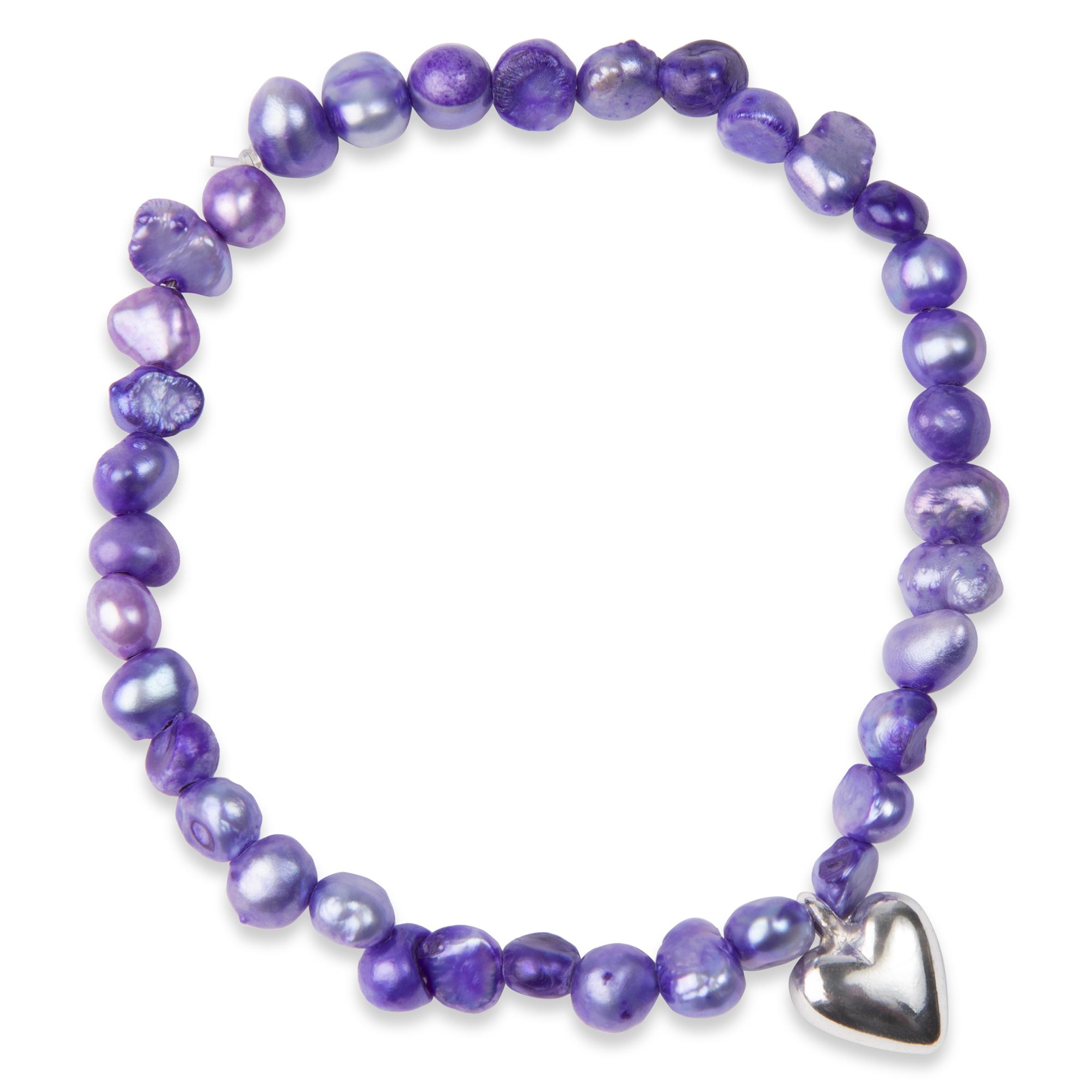 Barnsmycke pfg Stockholm Pearls Kids-Holly Bracelet 11001-10
