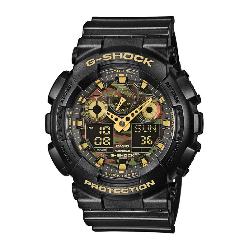 Casio G-Shock GA-100CF-1A9ER
