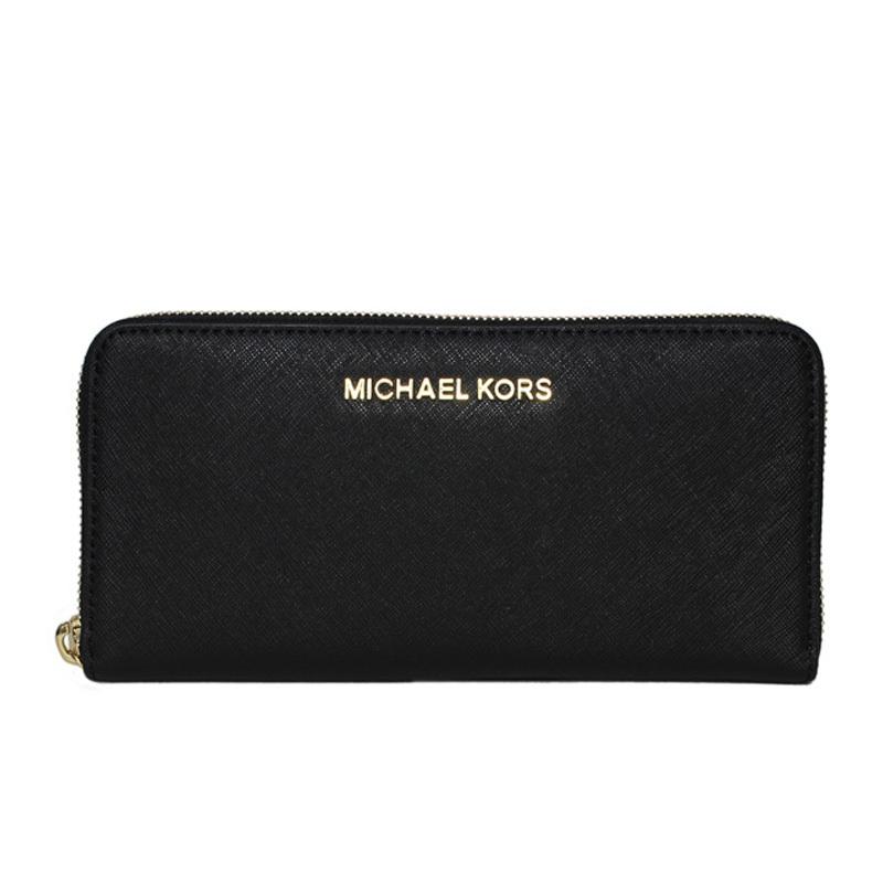 michael kors plånbok jet set