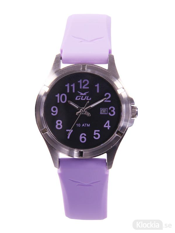 Barnklocka GUL Surf 32 Colorize Purple 525013046