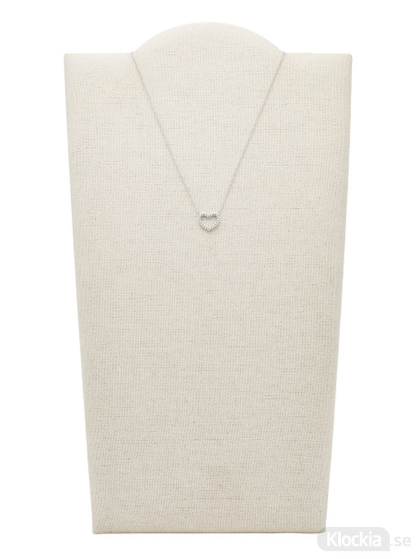 exklusiva erbjudanden 100% hög kvalitet bra erbjudanden Damsmycke FOSSIL Halsband Sterling Silver JFS00459040 – FOSSIL