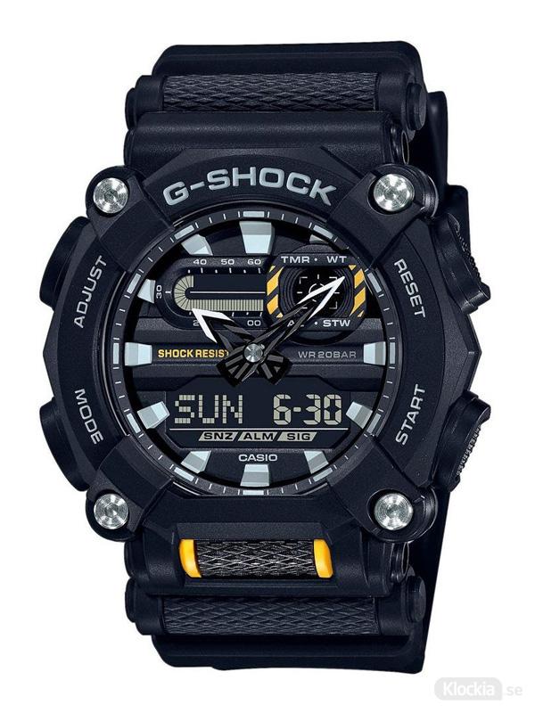 CASIO G-Shock Heavy Duty GA-900-1AER