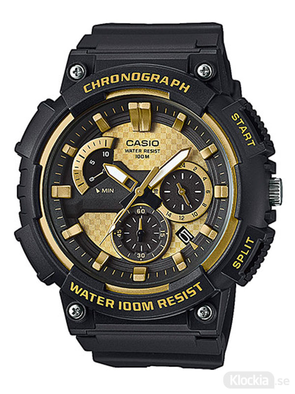 CASIO Collection Chronograph MCW-200H-9AVEF