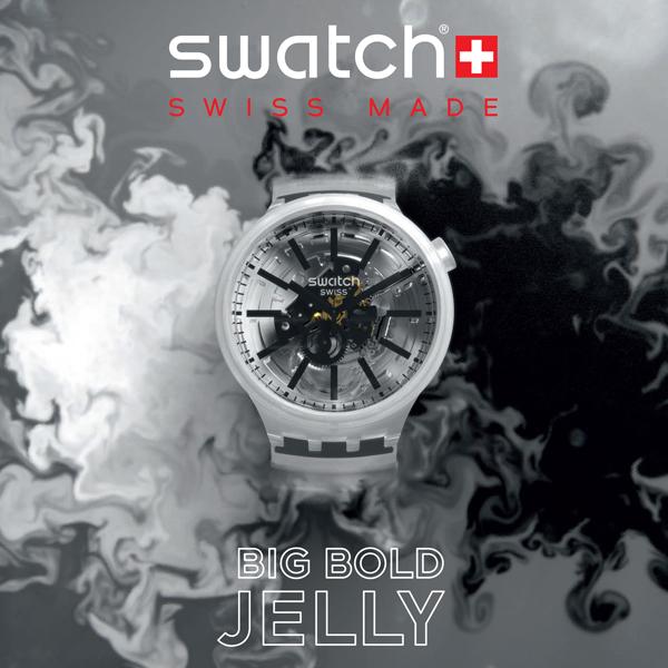 swatch klockor nyhet