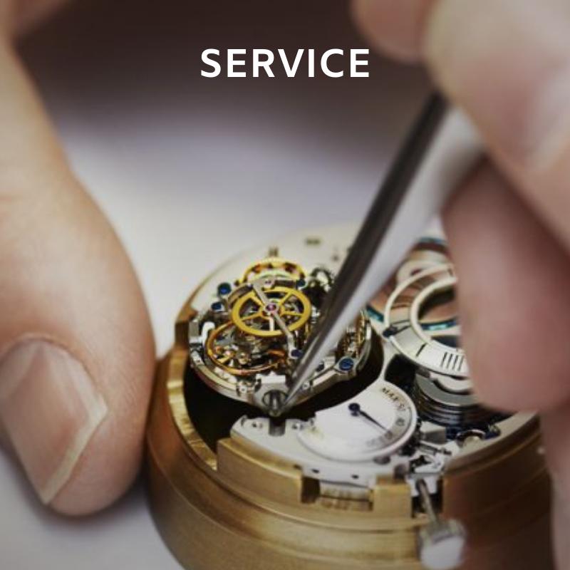 service armbandsur