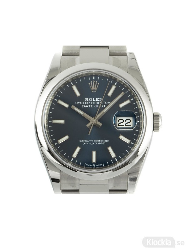 Begagnad Rolex Datejust 36 Oyster Perpetual 126200
