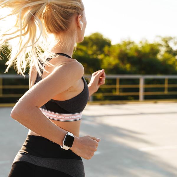 pulsklockor och träningsklockor för kvinnor