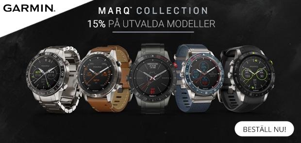 kampanj garmin marq collection