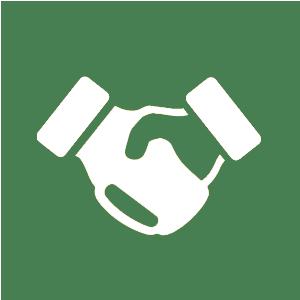 cirkel grön garanti