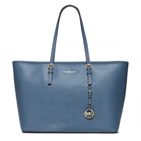 Michael Michael Kors Jet Set Travel Top Zip Tote (utgått) (Utgången)
